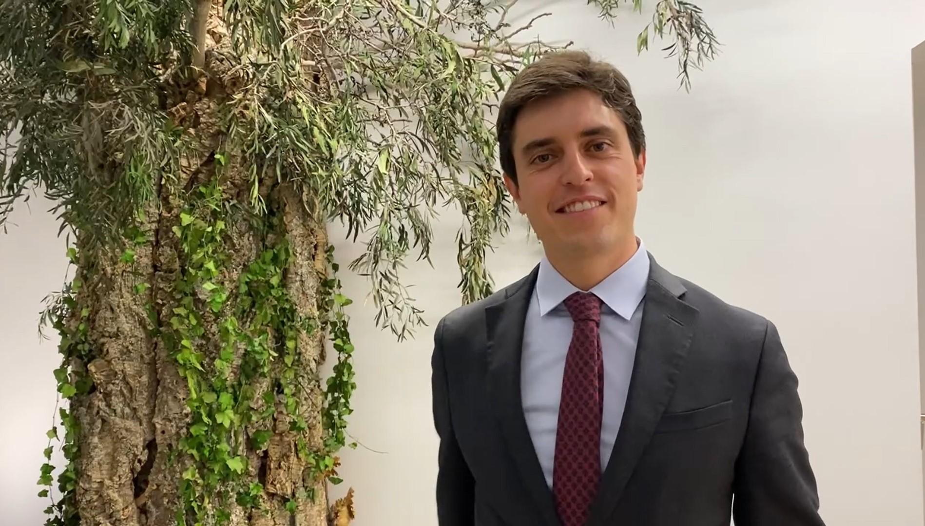 """Daniel Pérez: """"Uniteco se ocupa y se preocupa por sus clientes"""""""
