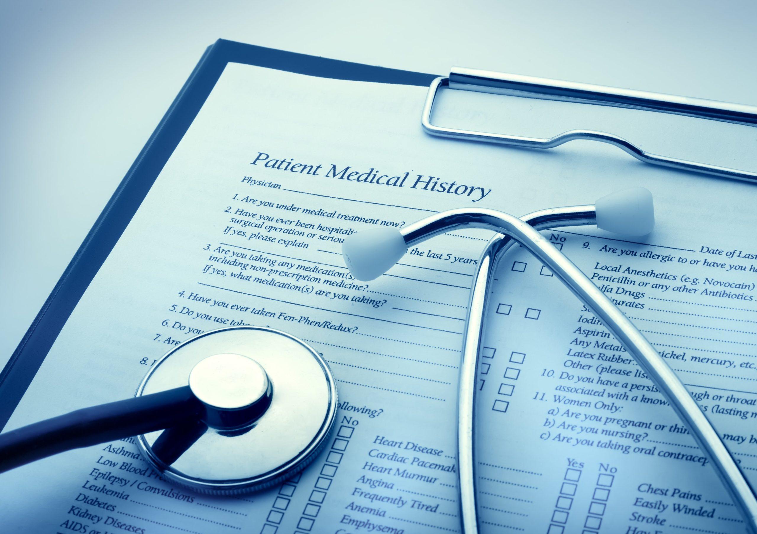 ¿Qué utilidad jurídico legal tiene la historia clínica?