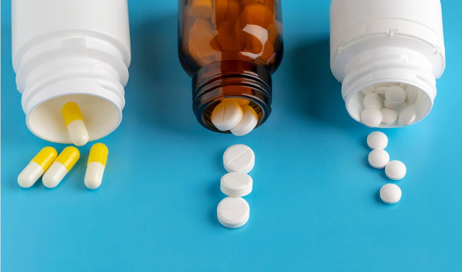 Tabla de compatibilidad de medicamentos: qué debes saber sobre ellas