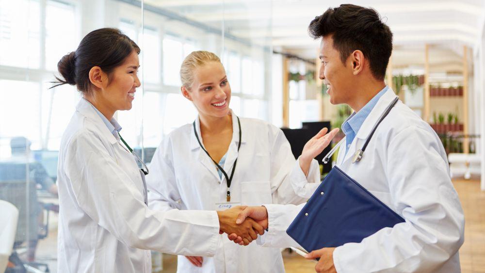 Colegiado médico