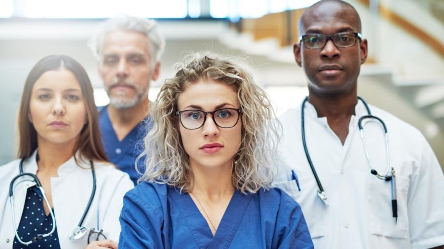 La importancia del equipo médico