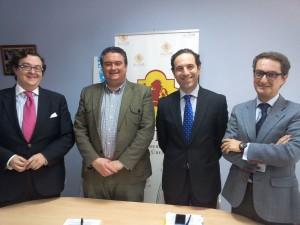20150122 NP Convenio Uniteco-Alciser
