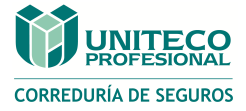 UNITECO PROFESIONAL Logo