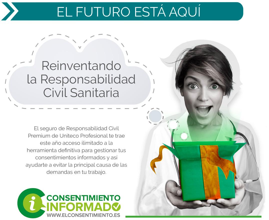 Responsabilidad Civil Sanitaria - Consentimiento informado