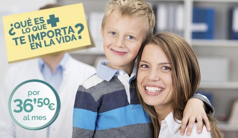 Seguro salud para médicos