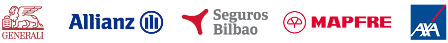 Generali - Allianz - Seguros Bilbao - Mapfre - AXA